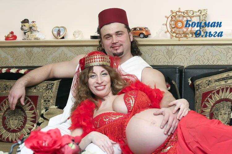 Семейные фото рыжих беременных фото 367-787