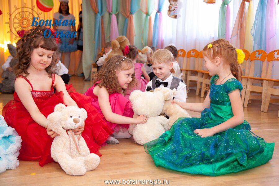 Конкурс для семьи на выпускном в детском саду